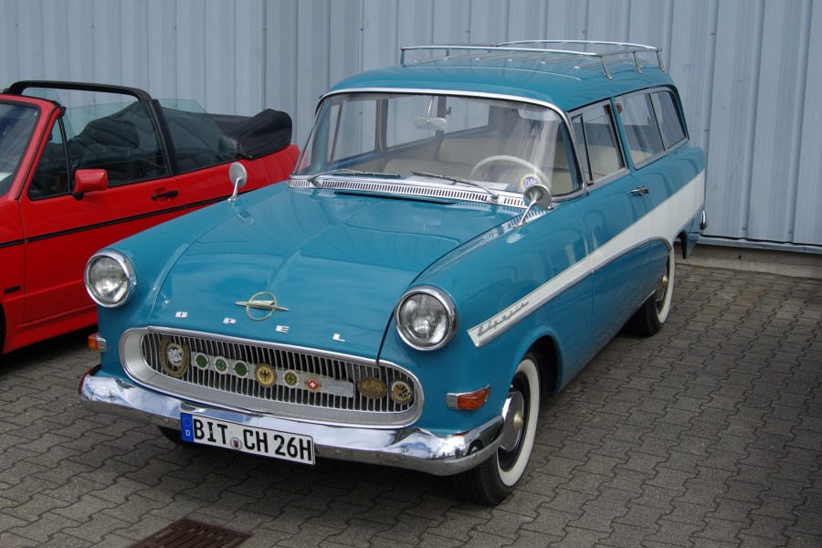 1962 buick cars » Opel Rekord P1   Wikipedia The estate version was branded as the Opel Rekord Caravan