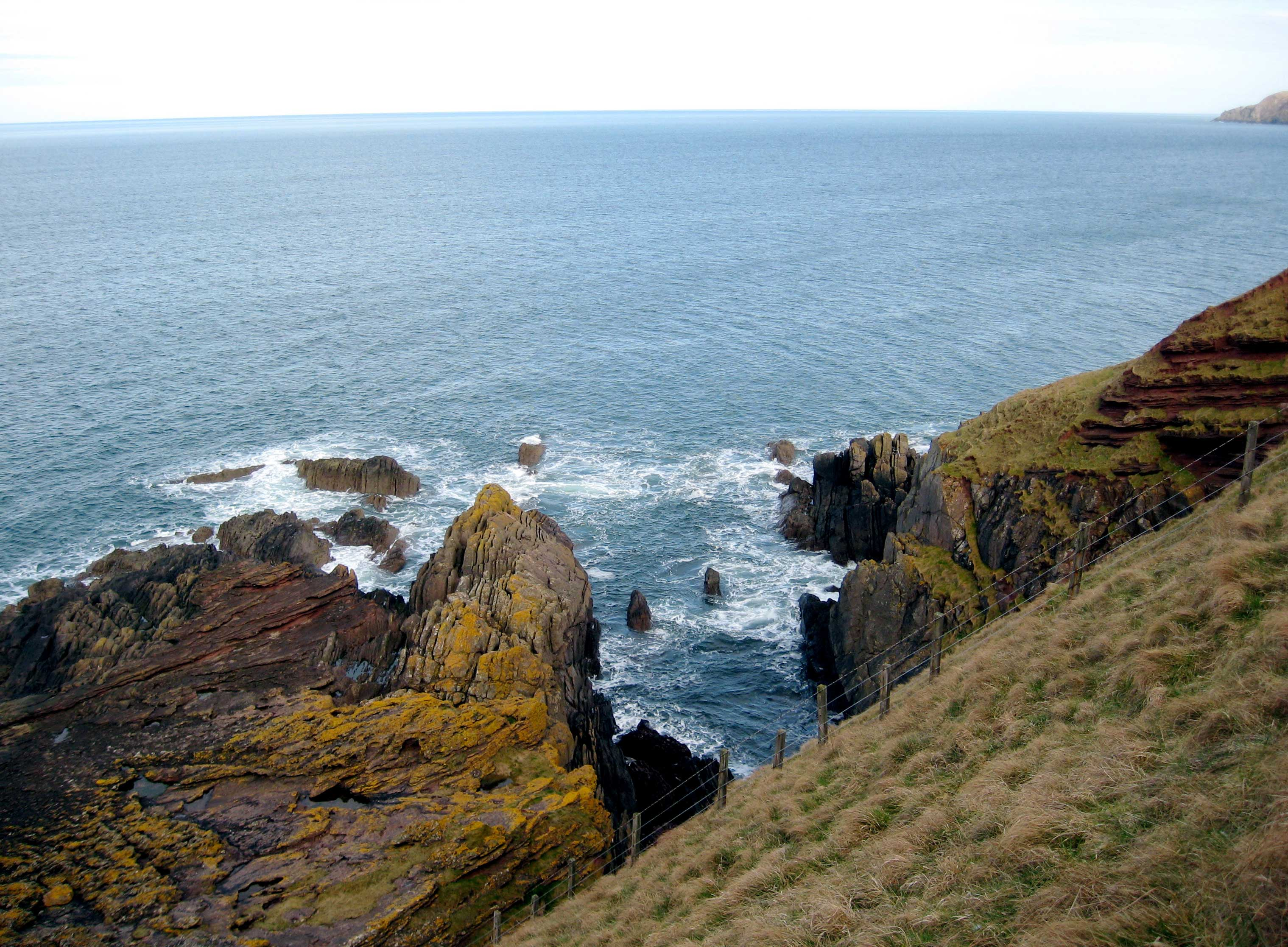 Hutton Unconformity, Siccar Point