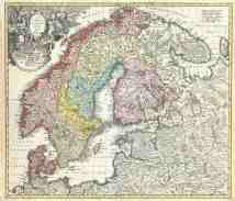 History Of Scandinavia Wikipedia