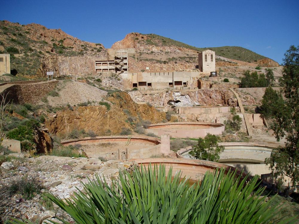 Minas de Rodalquilar - Wikipedia, la enciclopedia libre