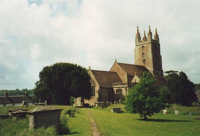 All Saints, Newland, Gloucestershire