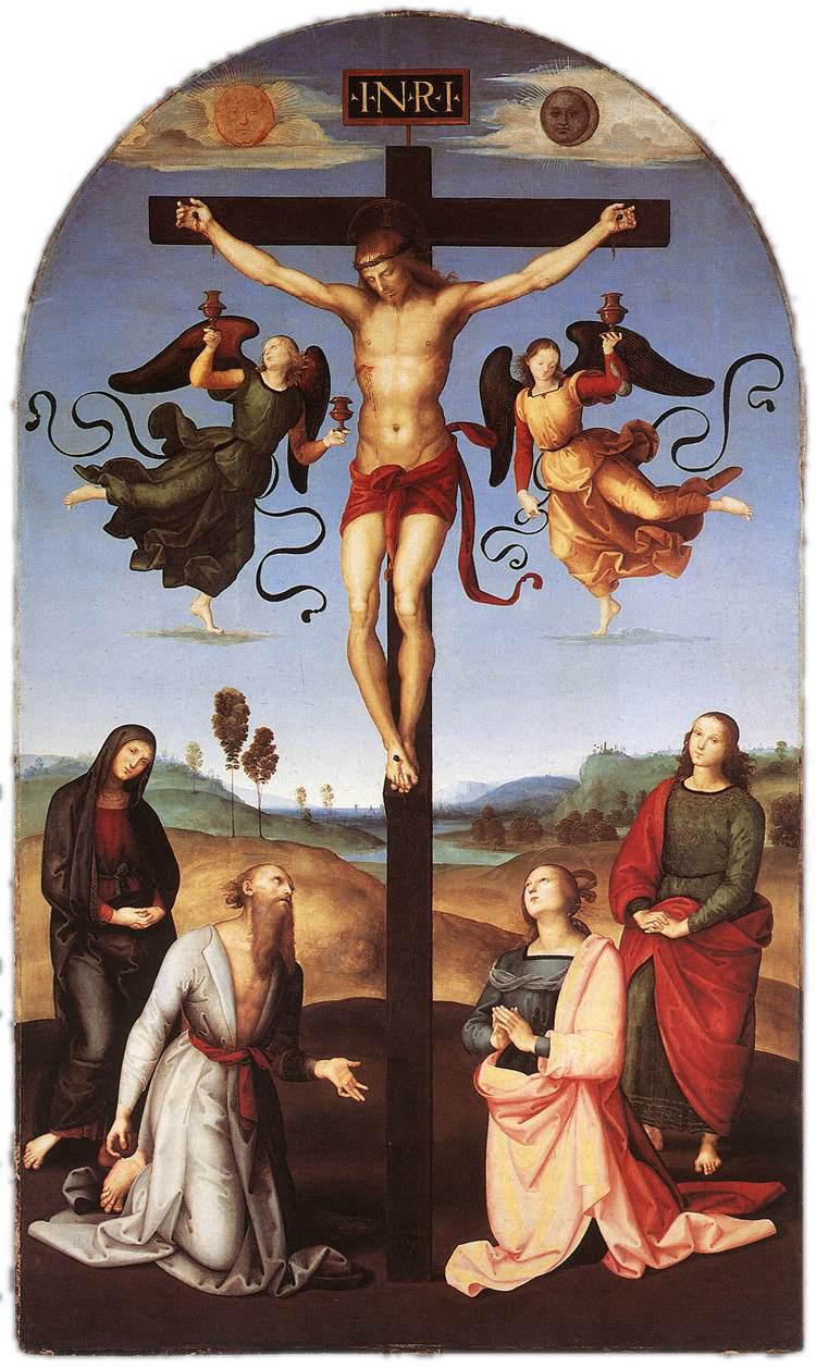 Risultati immagini per Crocifisso e Maria addolorata