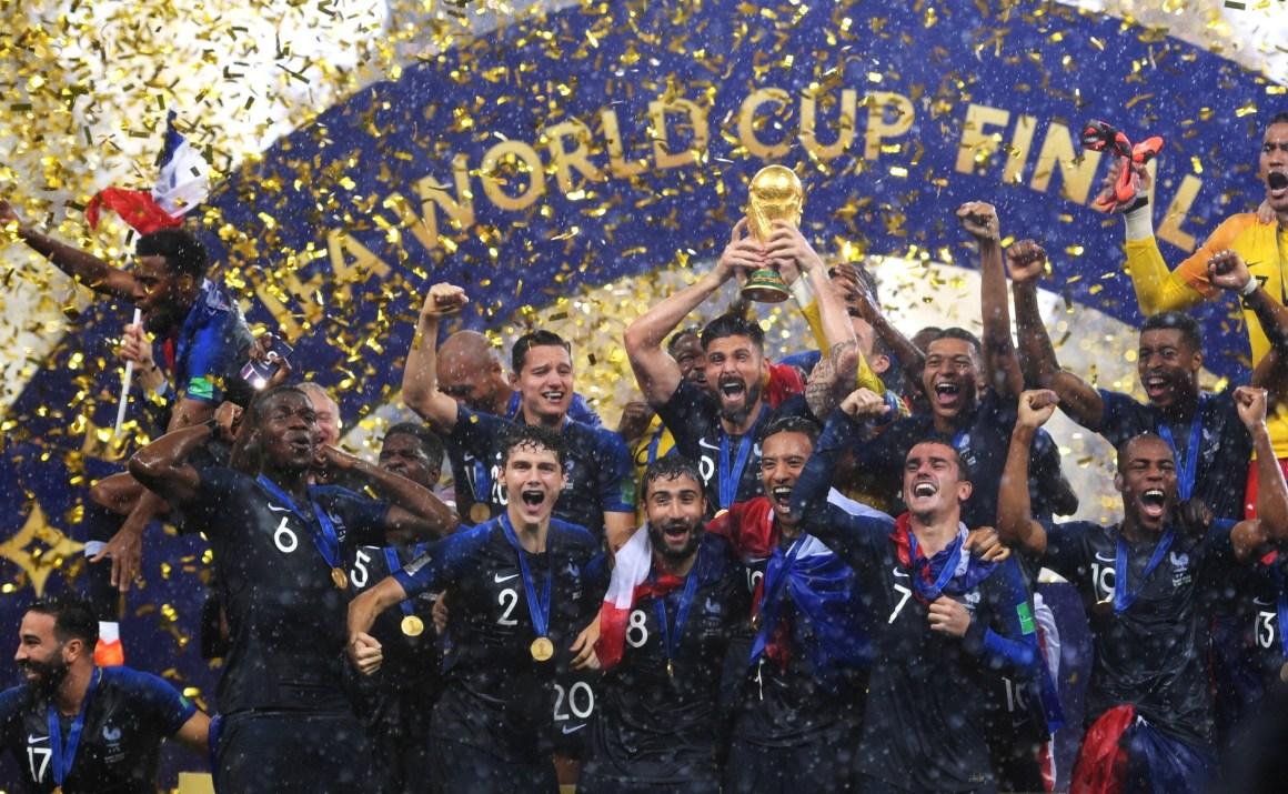 Trận chung kết Giải vô địch bóng đá thế giới 2018 – Wikipedia ...