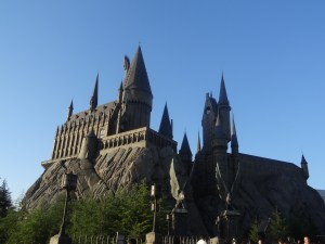 Harry Potter and the Forbidden Journey USJ
