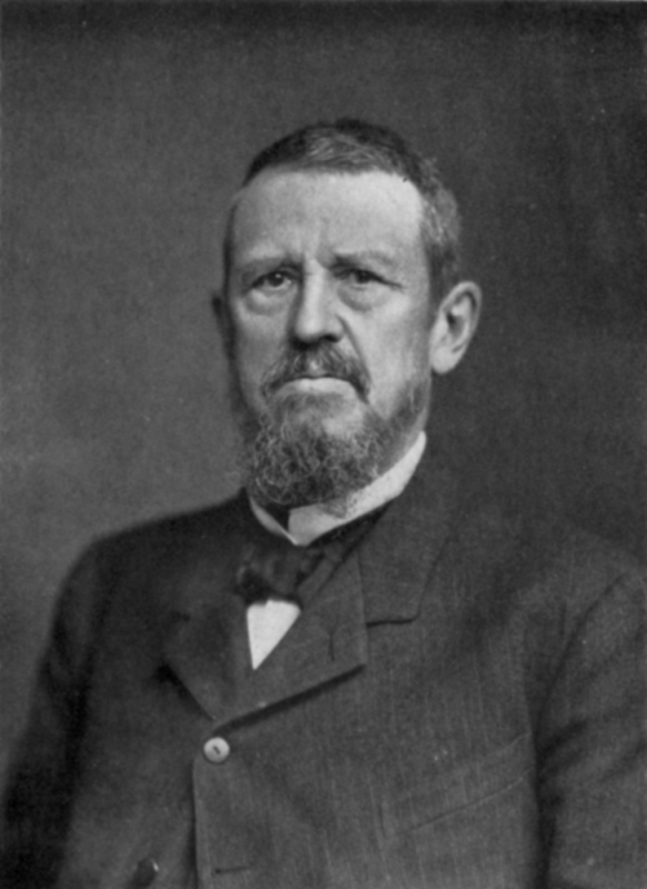 Portrait of Joseph Wharton