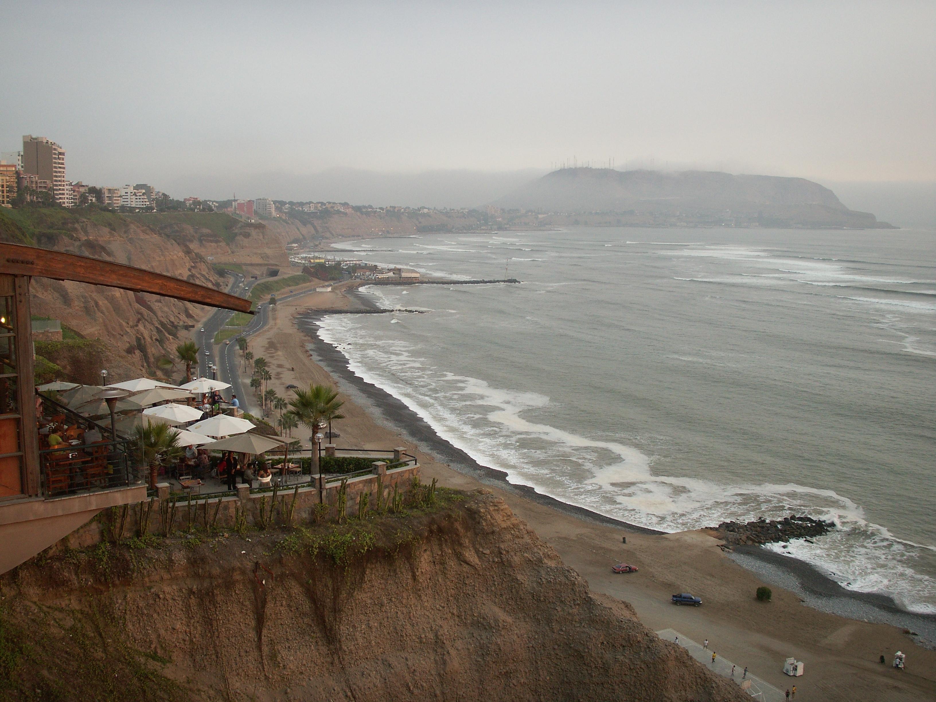 La Costa Verde Lima Peru