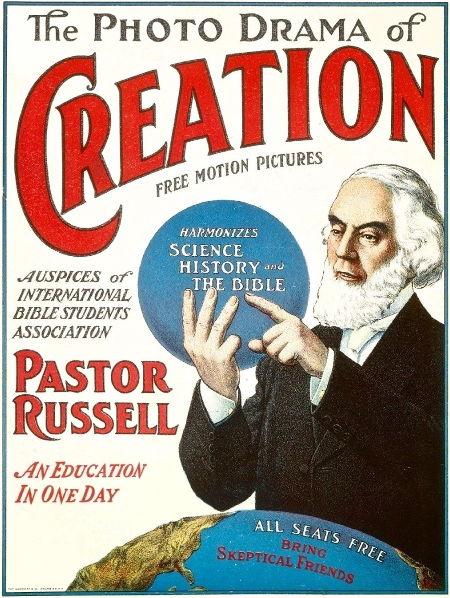 cover of the Photodrama of Creation