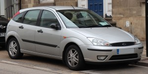 File:2003 Ford Focus Zetec 16 Frontjpg  Wikimedia Commons