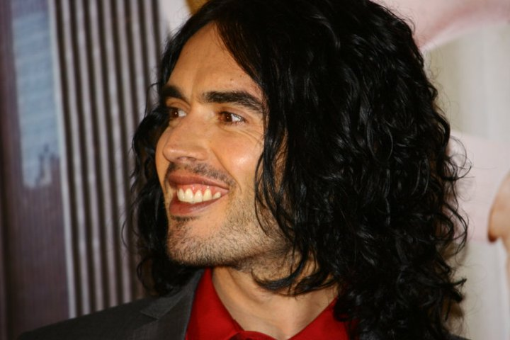 Russell Brand Katy Perry sex gardening