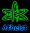 English: Atheist avatar.