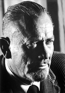 English: John Steinbeck