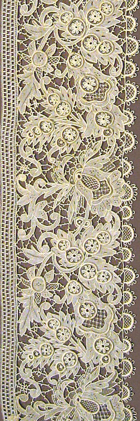 Armenian needlelace
