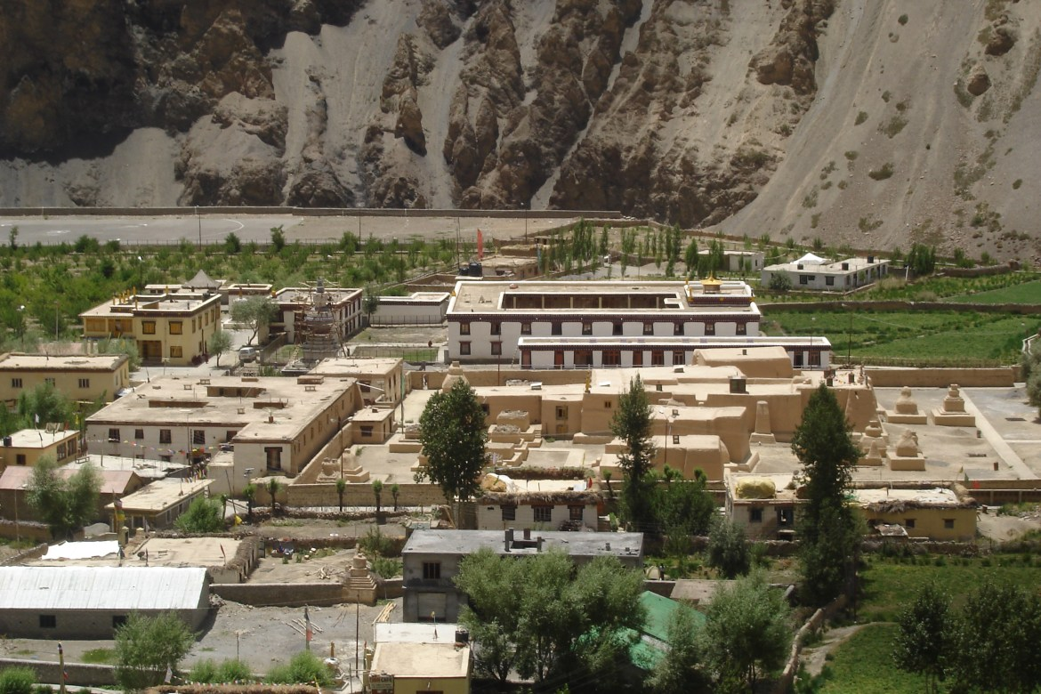 Image result for tabo monastery