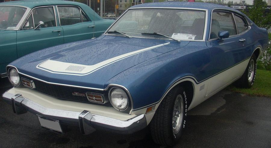 1974 ford cars » Ford Maverick  Americas    Wikipedia  73 Ford Maverick Grabber  Sterling Ford  jpg