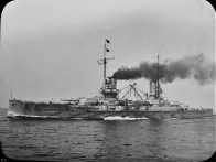 The ship in 1913