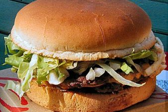 Would you pay 50 cents for a better burger?