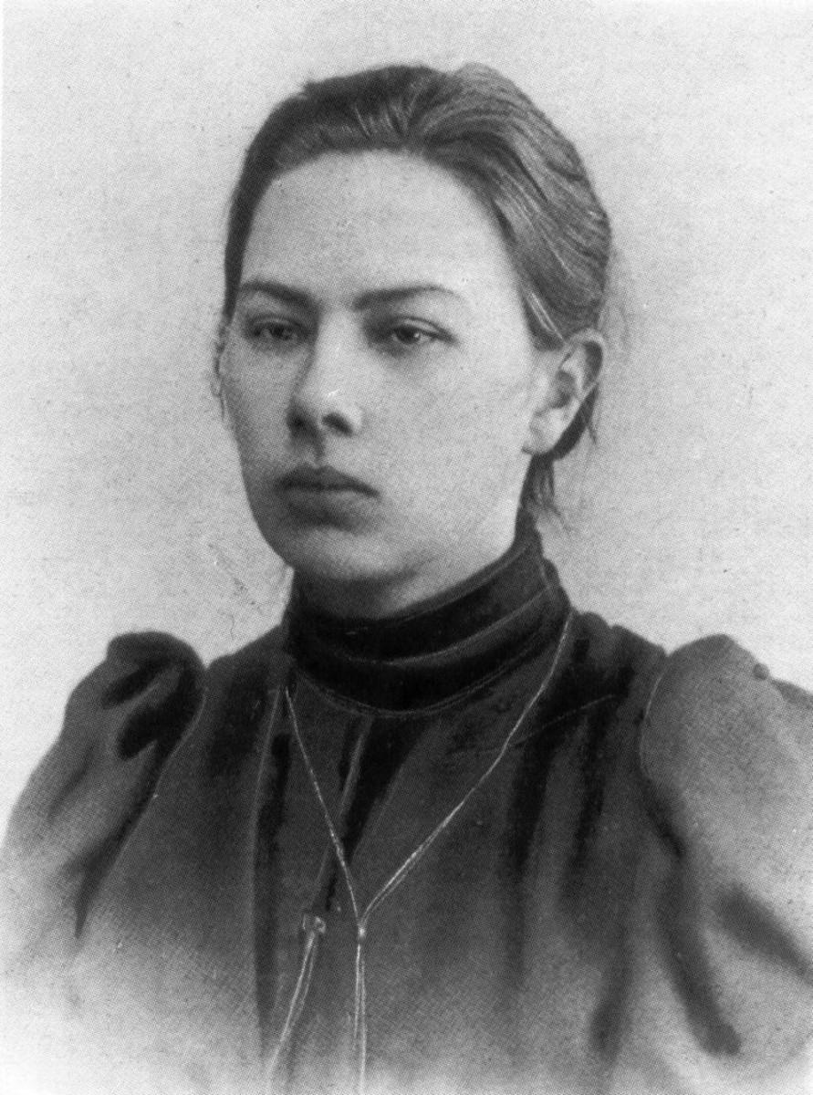 Bild von Nadeshda Krupskaja
