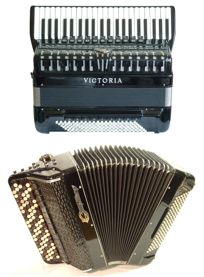 The accordion: the user interface metaphor of the future!