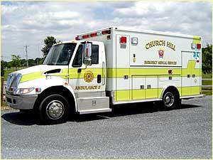 English: Ambulance 5