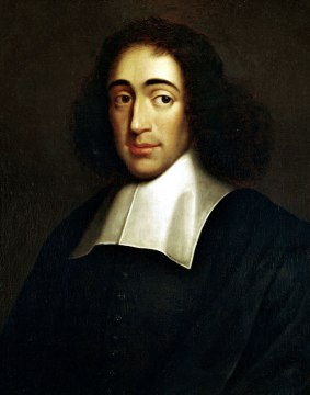 Benedict de Spinoza: moral problems and our em...