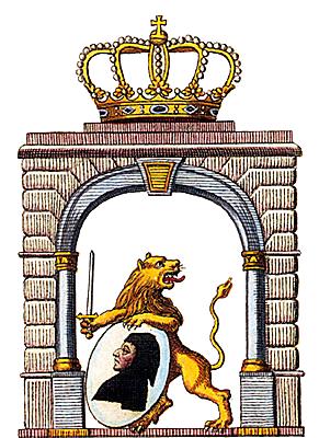 Münchner Wappen 1818-1835