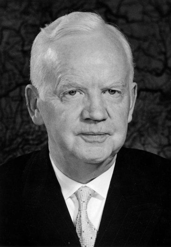 Heinrich Lubke Wikipedia