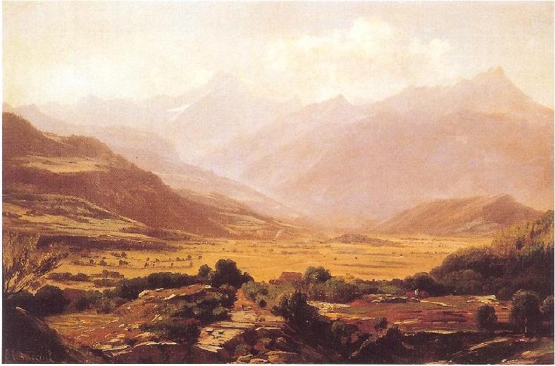 File:CHINTREUIL - Une vallée - Effet de matin.jpg