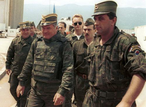 General Ratko Mladic