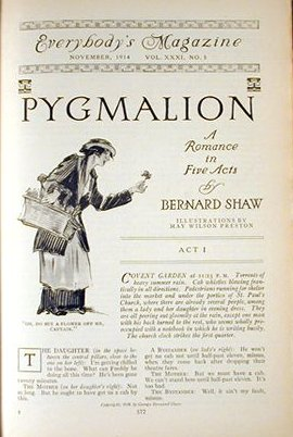 First American publication, November 1914