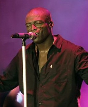 Seal, English soul singer-songwriter