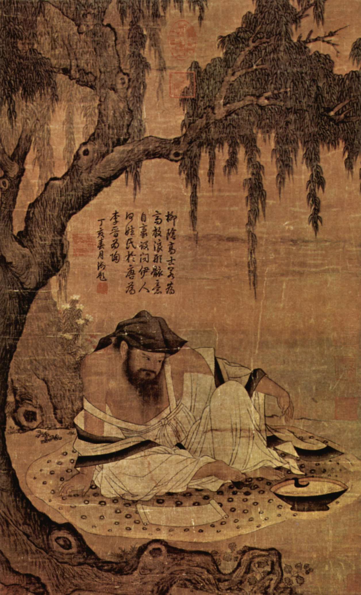 File Chinesischer Maler Des 3 Jahrhunderts V Chr 001 Jpg
