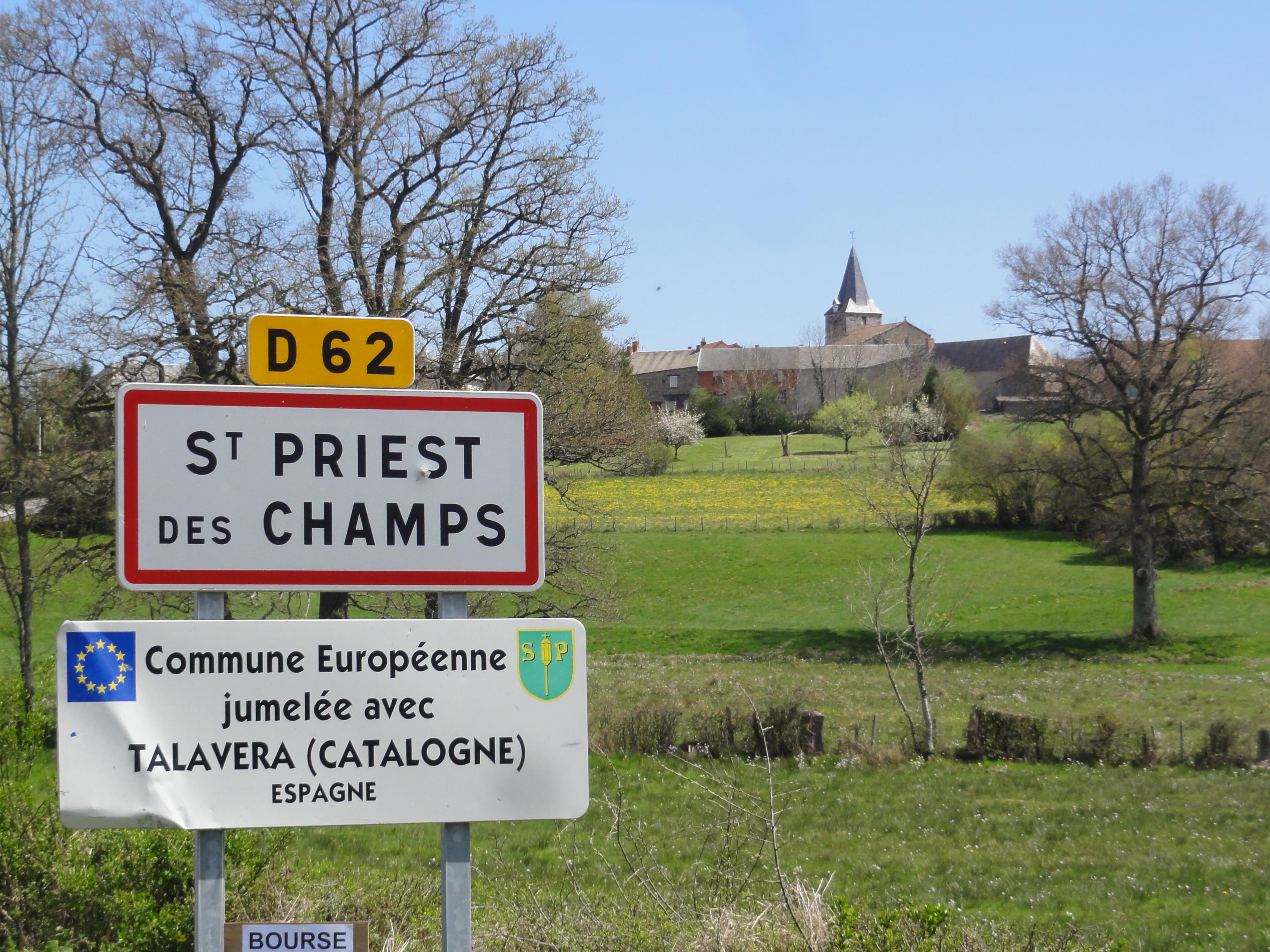 saint priest des champs wikipedia