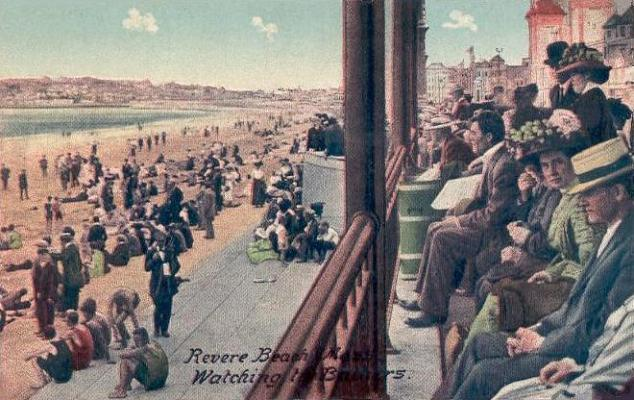 File:Watching the Bathers, Revere Beach, MA.jpg