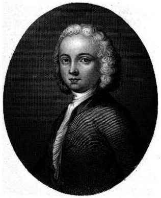 English: William Collins (d. 1759)