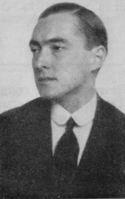 Deutsch: Richard Nicolaus Graf Coudenhove-Kalergi (1894-1972) war ein österreichischer Schriftsteller, Politiker und Gründer der Paneuropa-Bewegung. Česky: Richard Nicolaus hrabě Coudenhove-Kalergi (1894-1972) byl rakouský politik a spisovatel, zakladatel Panevropské unie.