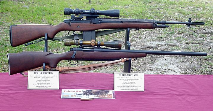 File:Sniper Rifles M40 XM21.jpg