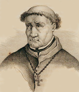 Grand Inquisitor Tomás de Torquemada