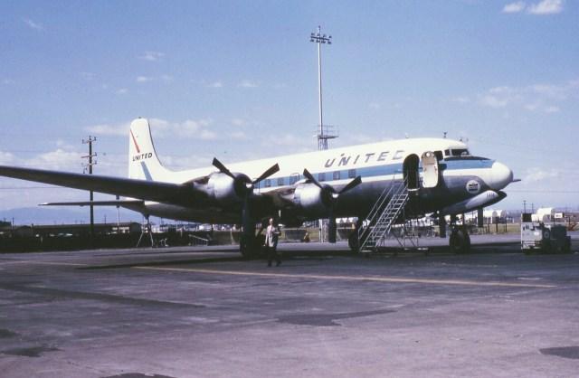 Resultado de imagen de 1947: Douglas DC-6