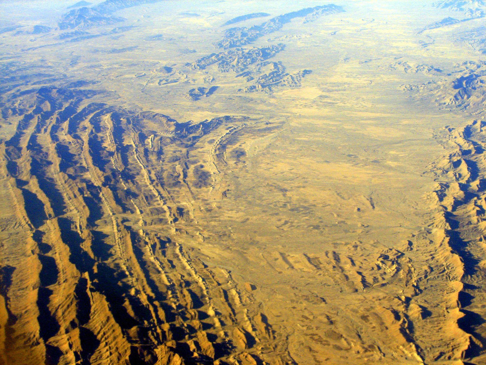 Le Makran ou Mékran est la région située au sud du Baloutchistan, en Iran et au Pakistan.