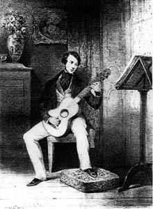 Chitarra classica: M. Carcassi, 25 Studi melodici progressivi op. 60
