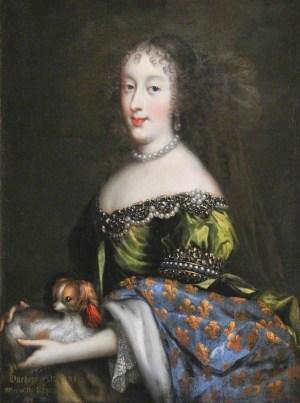 Nocret and studio - Henrietta of England, Duchess of Orleans - Plas Newydd.jpg