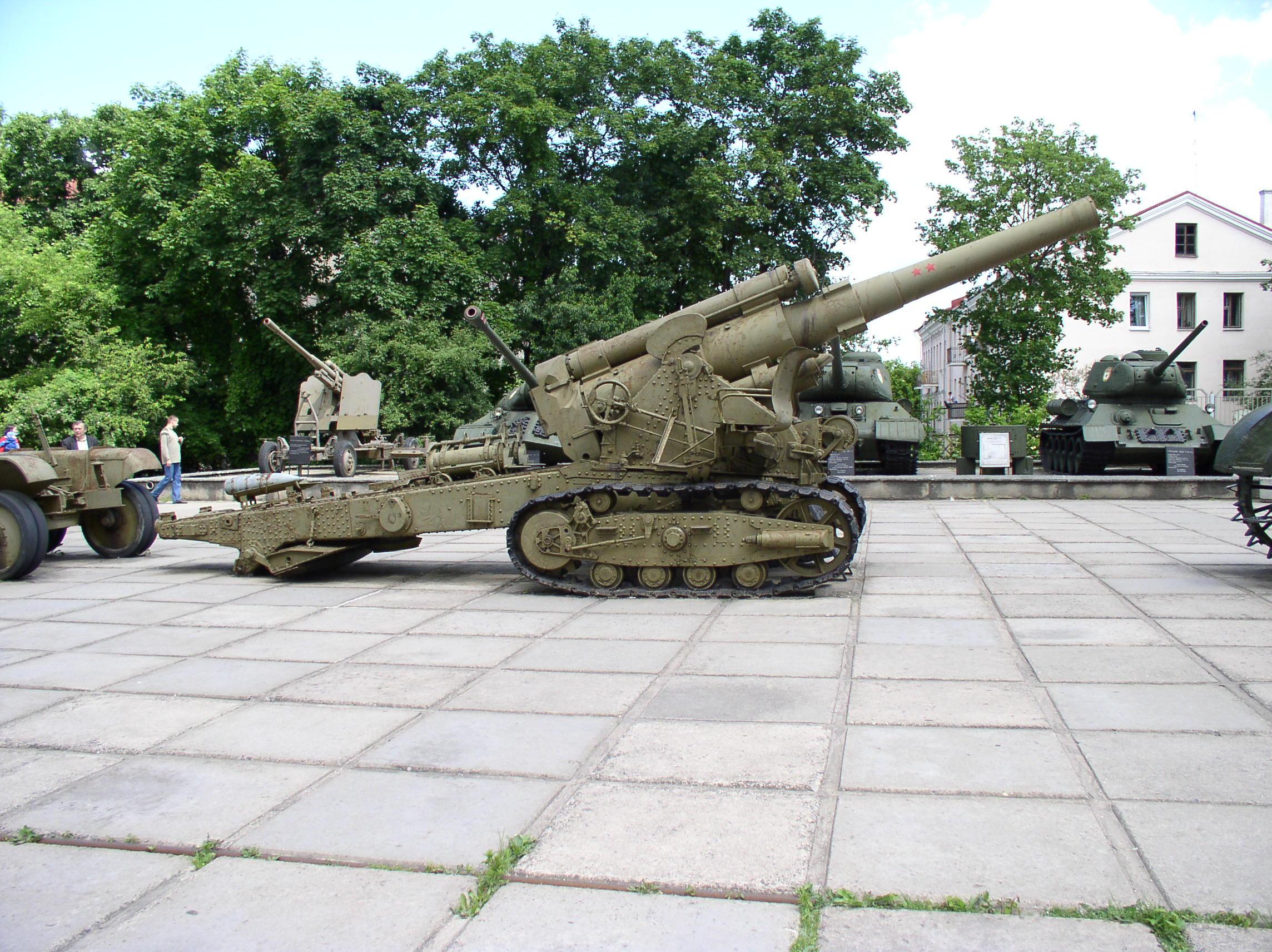 Best Most Impressive Artillery Piece Of Ww2