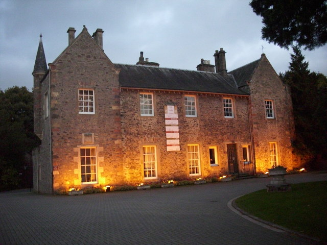 Old Gala House Wikipedia