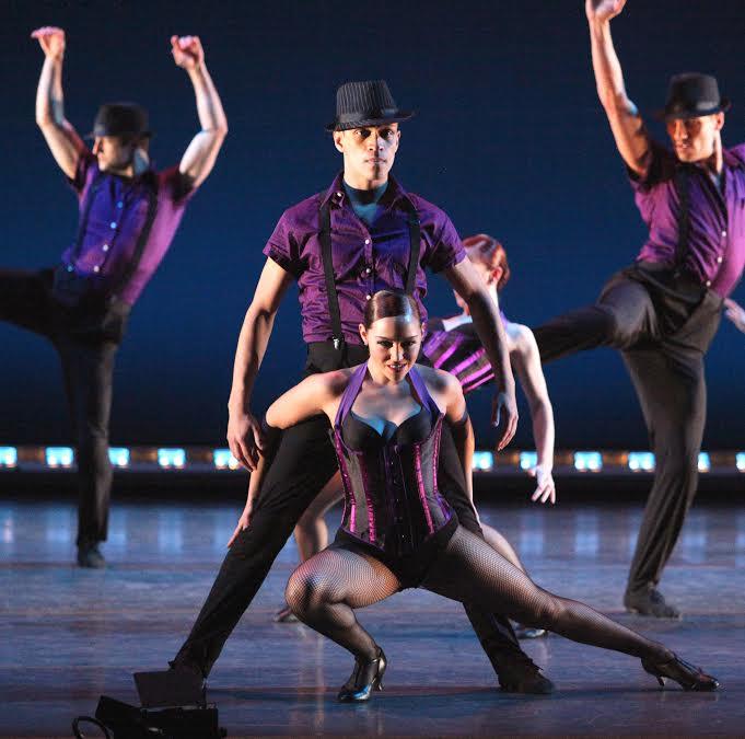 Jazz (baile) - Wikipedia, la enciclopedia libre
