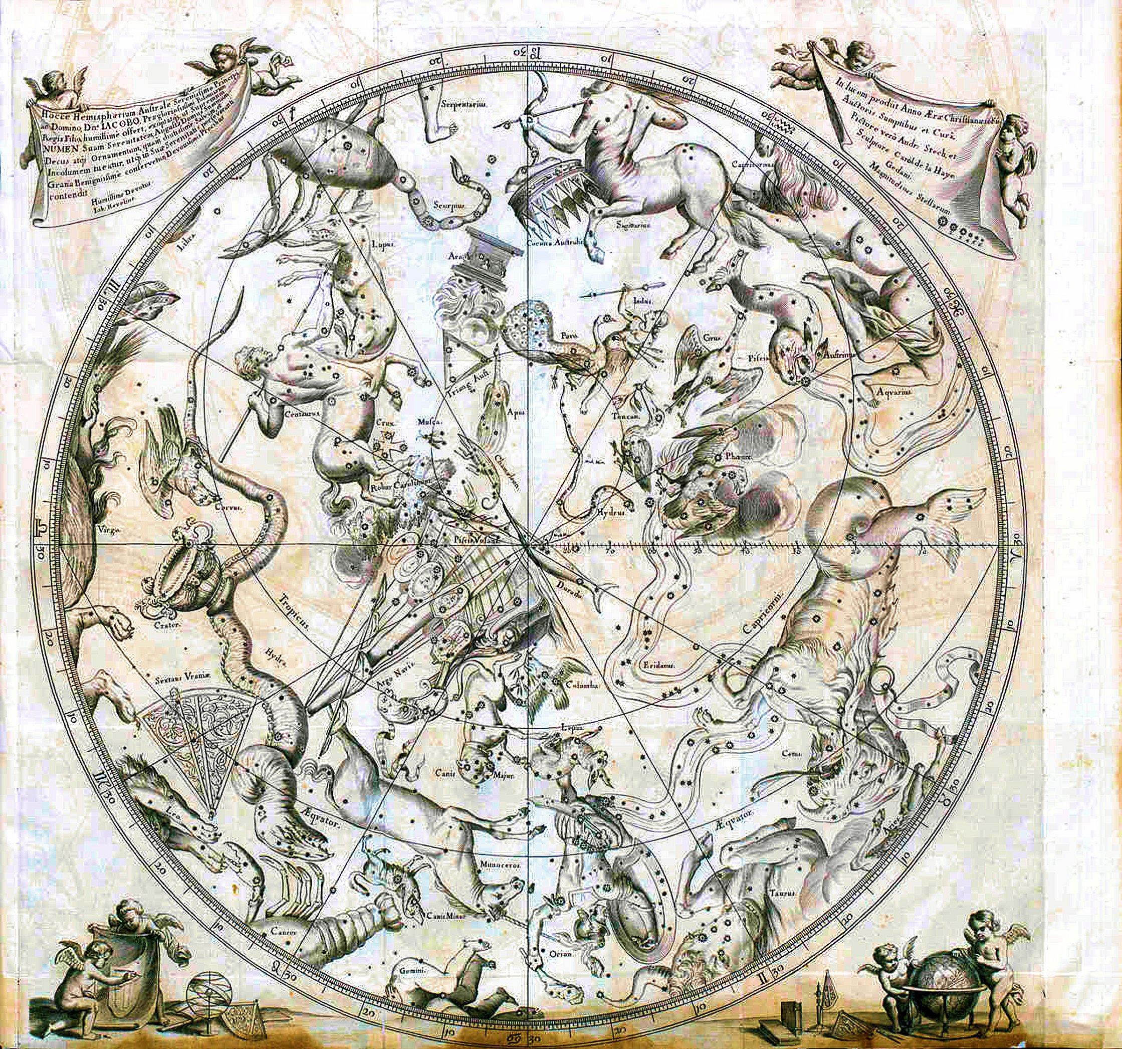 https://i2.wp.com/upload.wikimedia.org/wikipedia/commons/f/f1/Johannes_Hevelius_-_Prodromus_Astronomia_-_Volume_III_%22Firmamentum_Sobiescianum,_sive_uranographia%22_-_Tavola_Emisfero_Australe.jpg