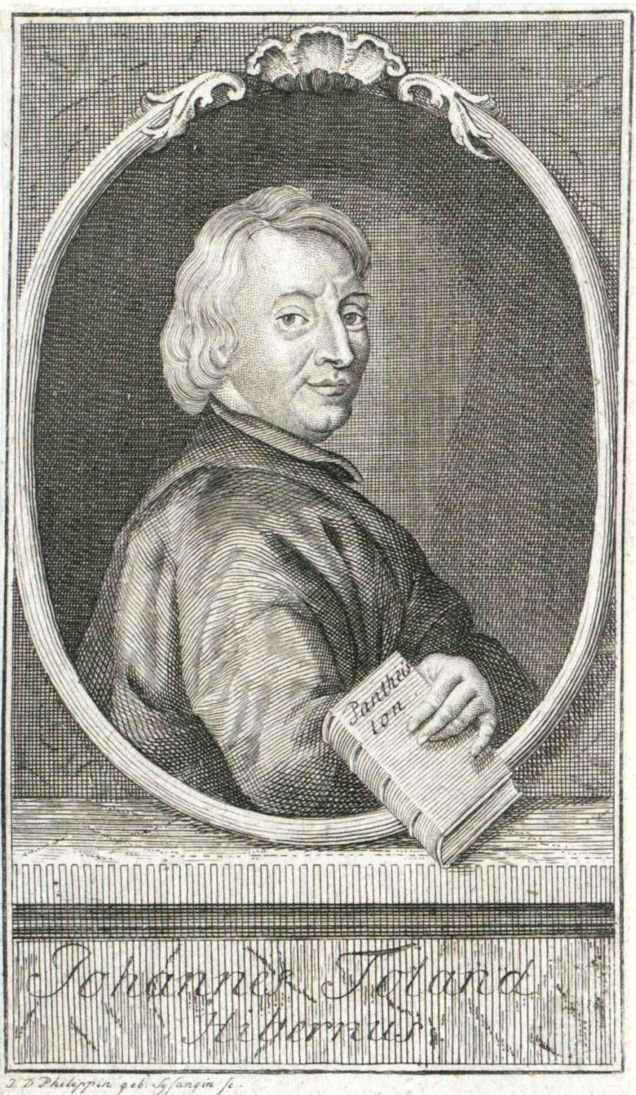 John Toland (November 30, 1670 - March 11, 1722), Irish philosopher.
