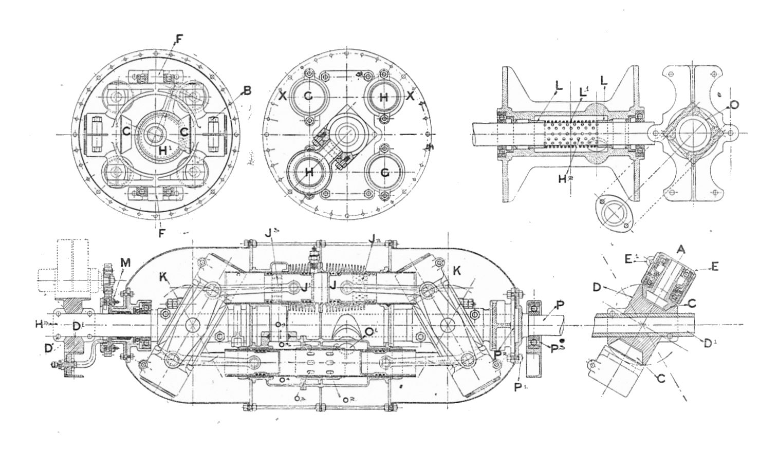 Wankel Diagram
