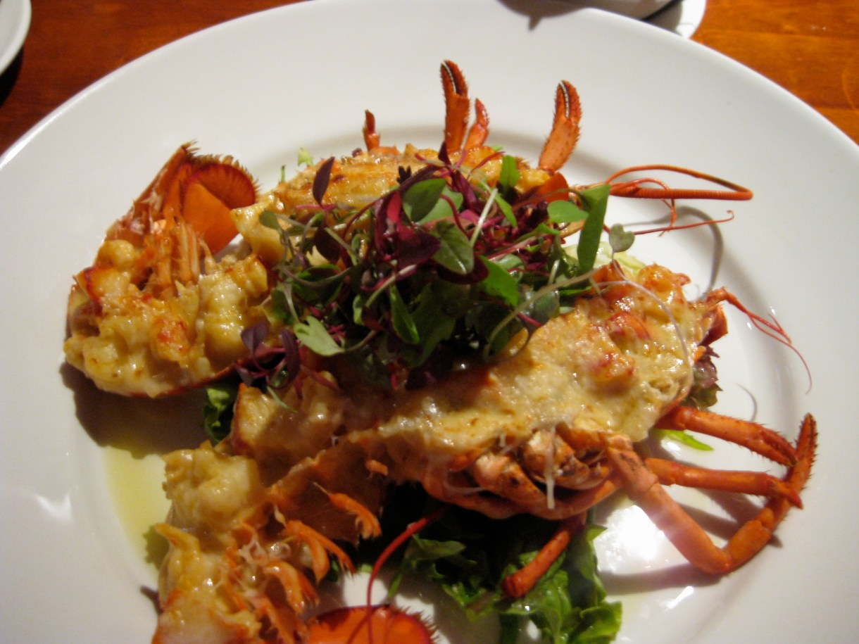 Image result for lobster thermidor