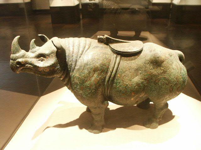 File:Xihan rhino, gold & silver inlays.JPG