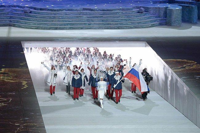 2014 Winter Olympics opening ceremony (2014-02-07)